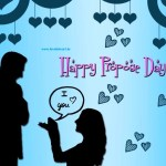 Happy Propose Day Images Wallpaper For Gf/BF Propose Day Beautiful Lovers Photo