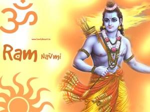 Ram Navami Nice Photo