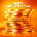 Happy Akshaya Tritiya HD Wallpaper/ Images/ Wishes Shubho Akshay Tritiya 21st April 2015 Images