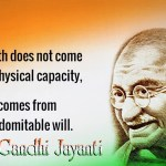 Happy Gandhi Jayanti 2016 HD Wallpaper Wishes Gandhi Jayanti 2nd Oct Photos Wishes in Hindi
