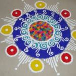 New Rangoli Designs Easy Rangoli Designs 2015 Simple Step by step