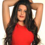 Gulabo Girl Sanah Kapoor HD Wallpaper Sahid Kapoor's sister Sanah Pics age Height Details
