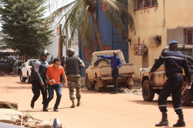 Hotel radission attack in Mali