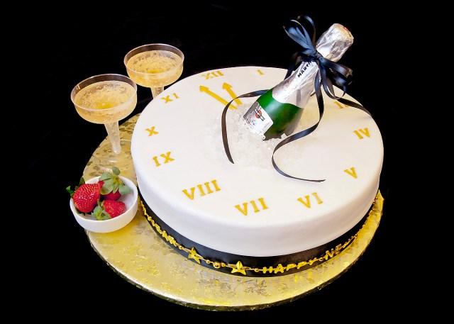 New-Year-Cake idea
