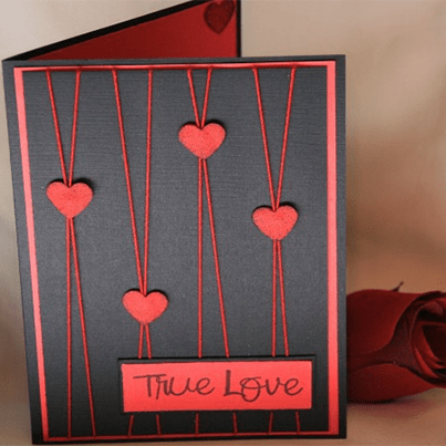 Handmade-Valentines-Day-Card Designs