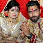 Sir Jadeja Engagement Images Ravindra Jadeja's Wife Pics/Name/Age Full Details