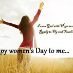 Happy Women's Day Wishes Lovely Wallpaper women's day 8th March for WhatsApp/FB