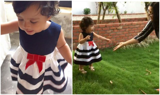 sweet ziva dhoni latest pics with ms dhoni with daughter