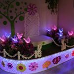 Creative Ganpati Decoration Ideas for Home Innovative Ganpati Mandal Decoration Tips Images
