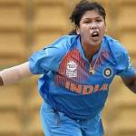 Jhulan Goswani Age Height Husband Family Pics of Jhulan Goswami biography