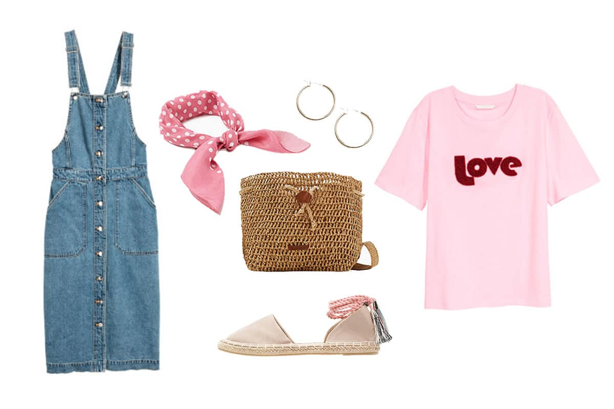 Pop of Color: pink