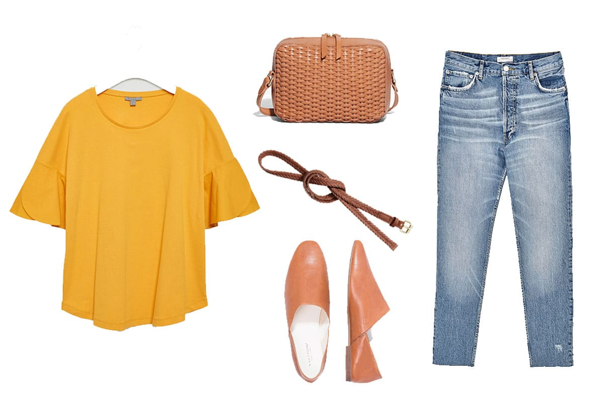 Pop of Color: yellow