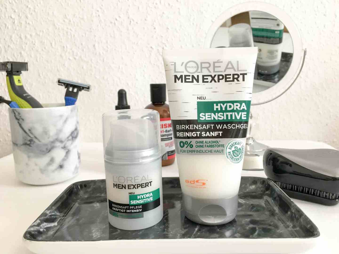 Skincare: For him