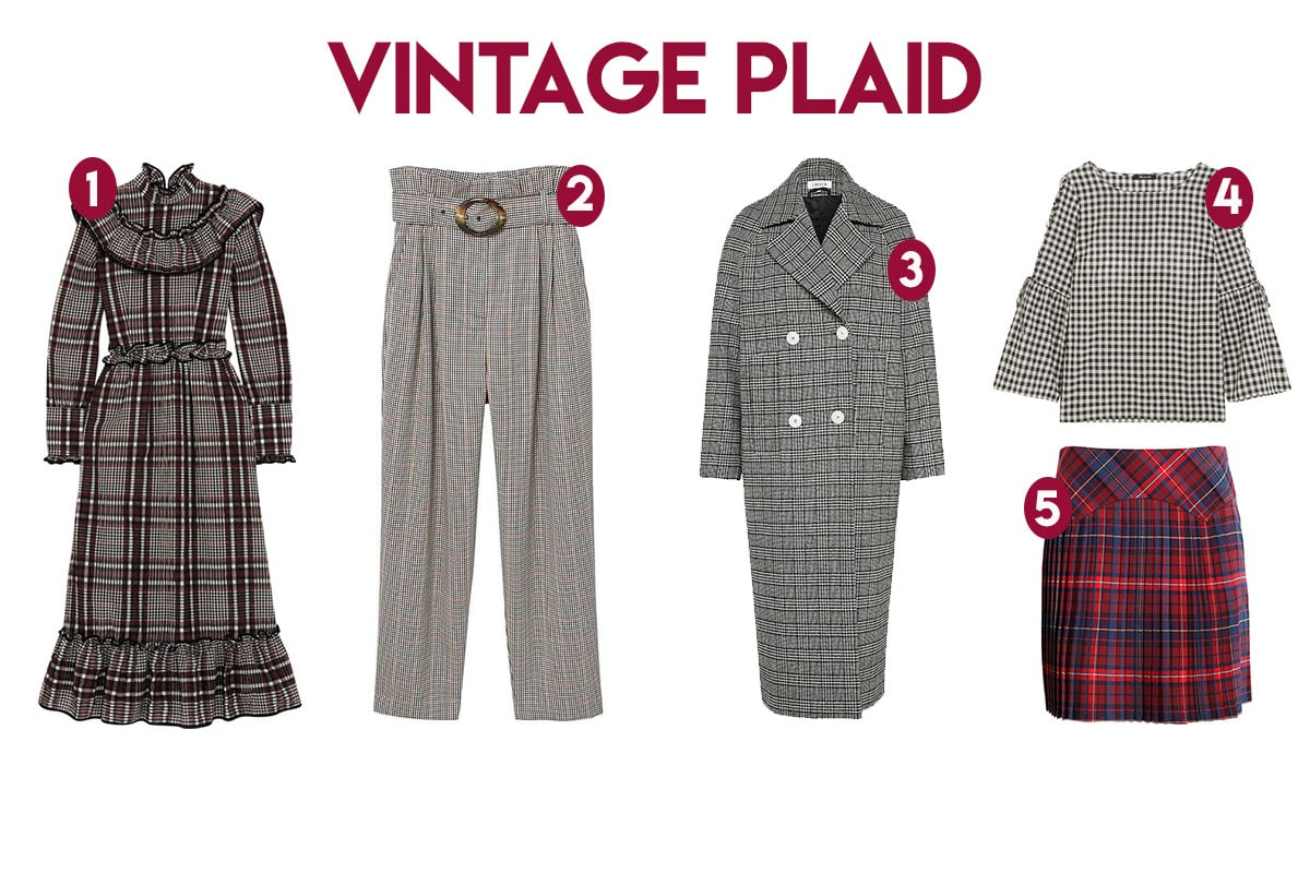 Patterns: Plaid
