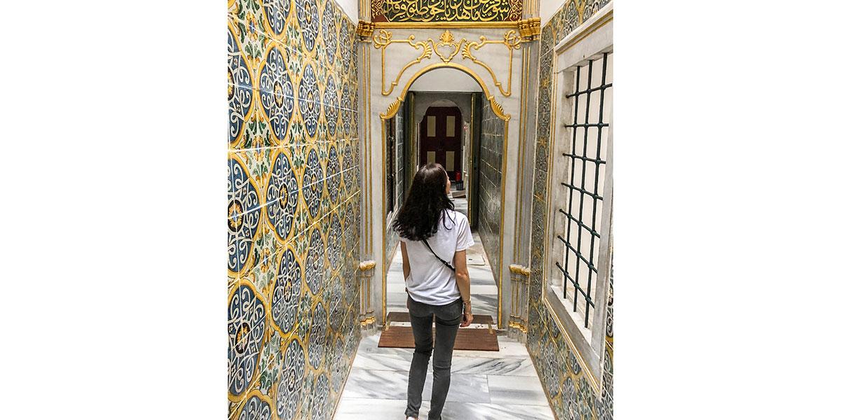 Travel Diary Istanbul
