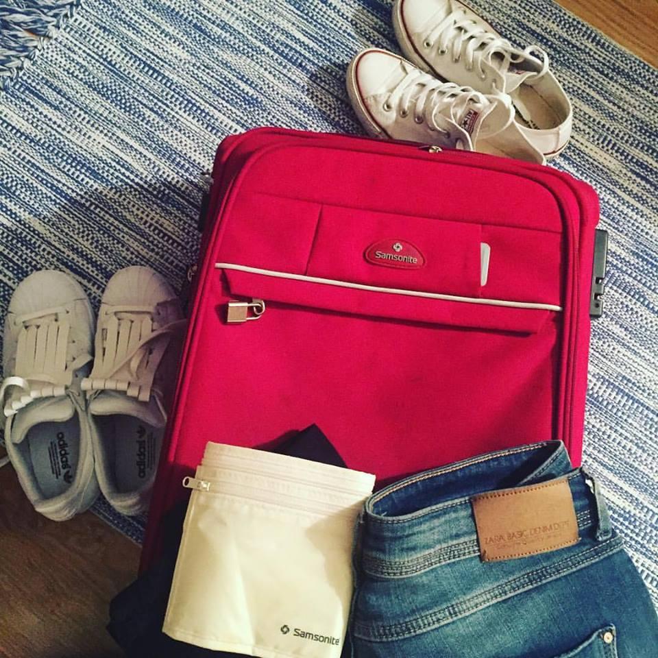 Dica de Viagem #1 – Viajar com pouca bagagem