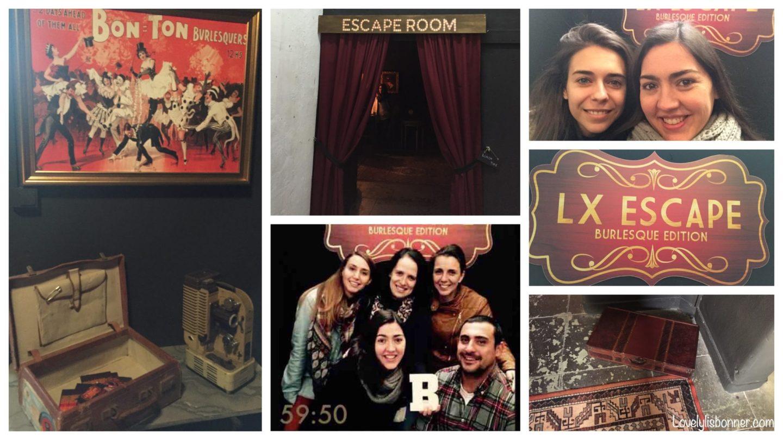 Consegues escapar? – Lx Escape Room