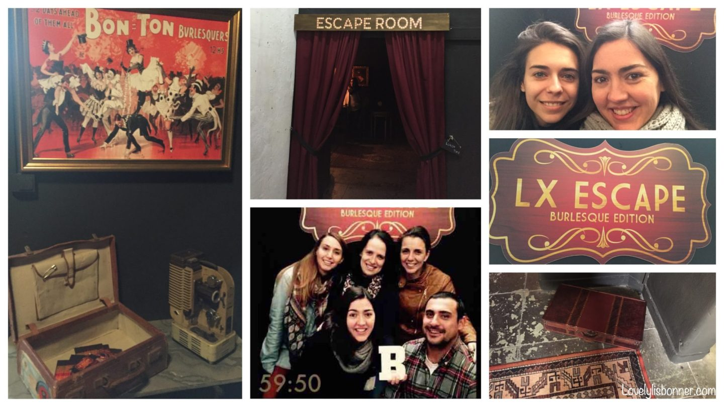 Consegues escapar? – Lx Escape Room