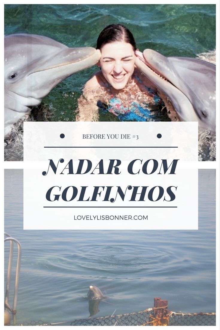 Nadar com golfinhos em cuba varadero