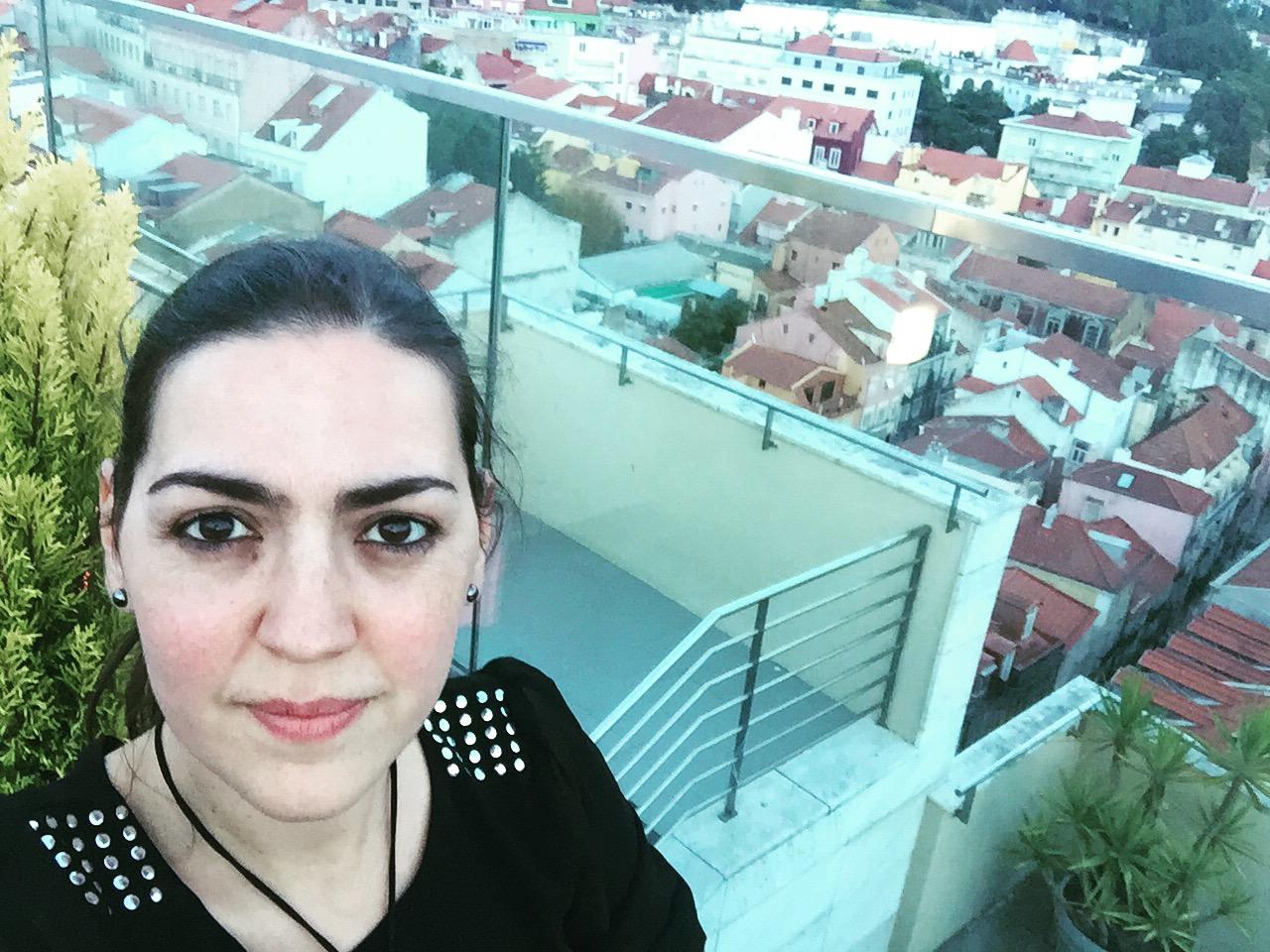 rooftops de lisboa nh collection liberdade ático terraço bar hotel