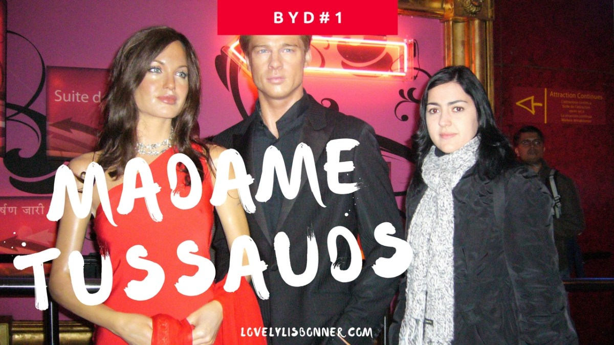 Museu Madame Tussauds (Londres) - Before You Die#1