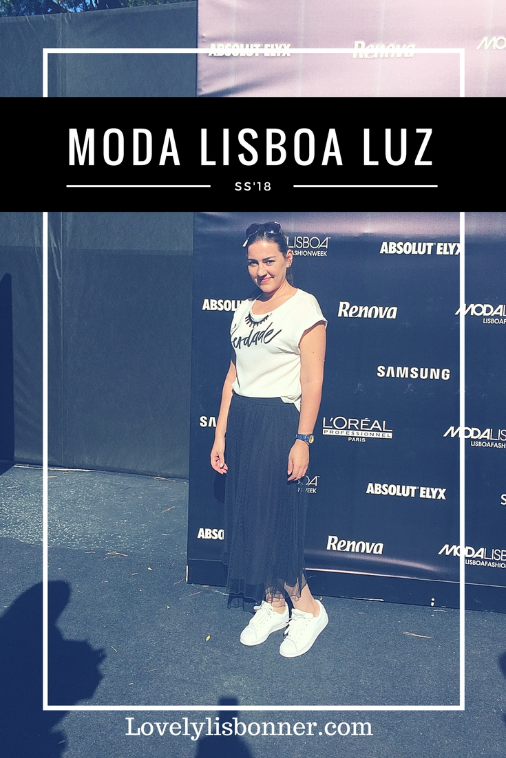 Moda Lisboa Luz / Lisbon Fashion Week Spring Summer 2018