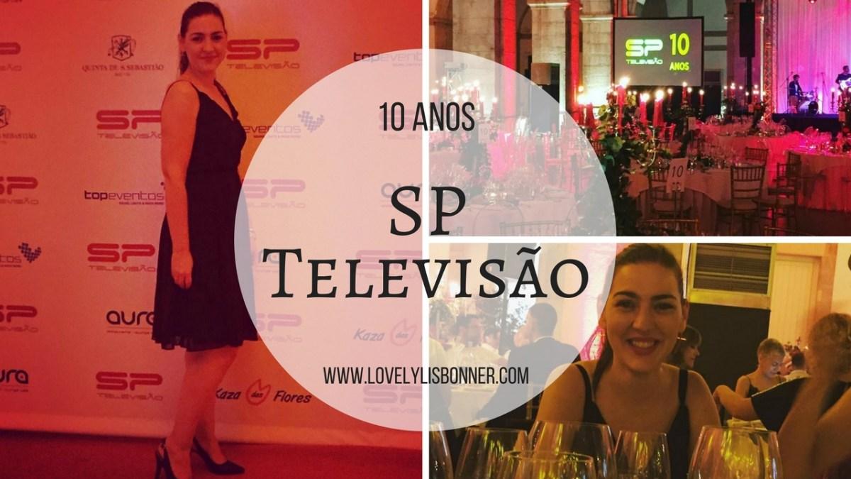 SP Televisão - 10 anos - Parabéns!