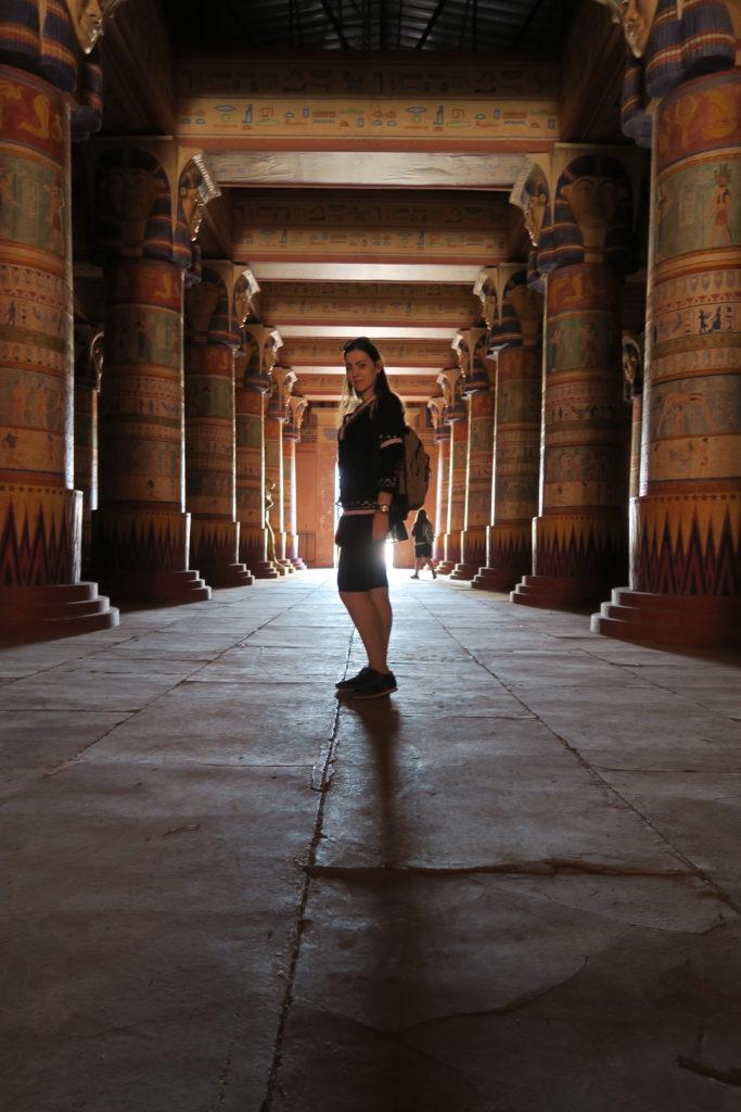 Atlas Estúdios em Ouarzazate hollywood do deserto marrocos