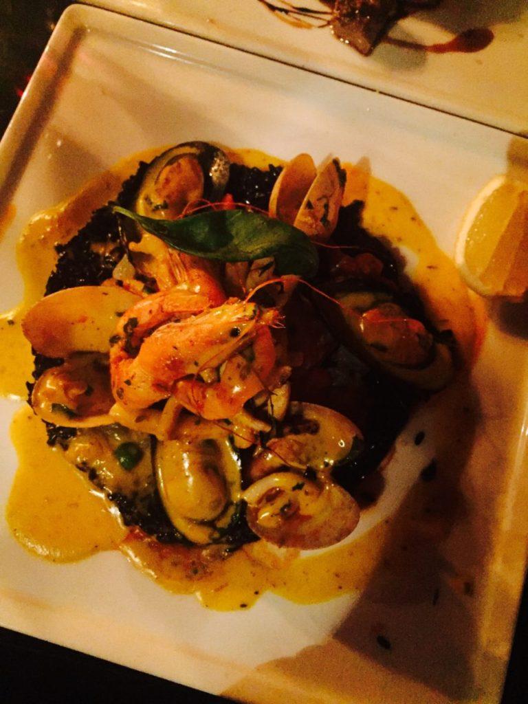 Restaurante Comptoir Darna - Marraquexe - Marrocos