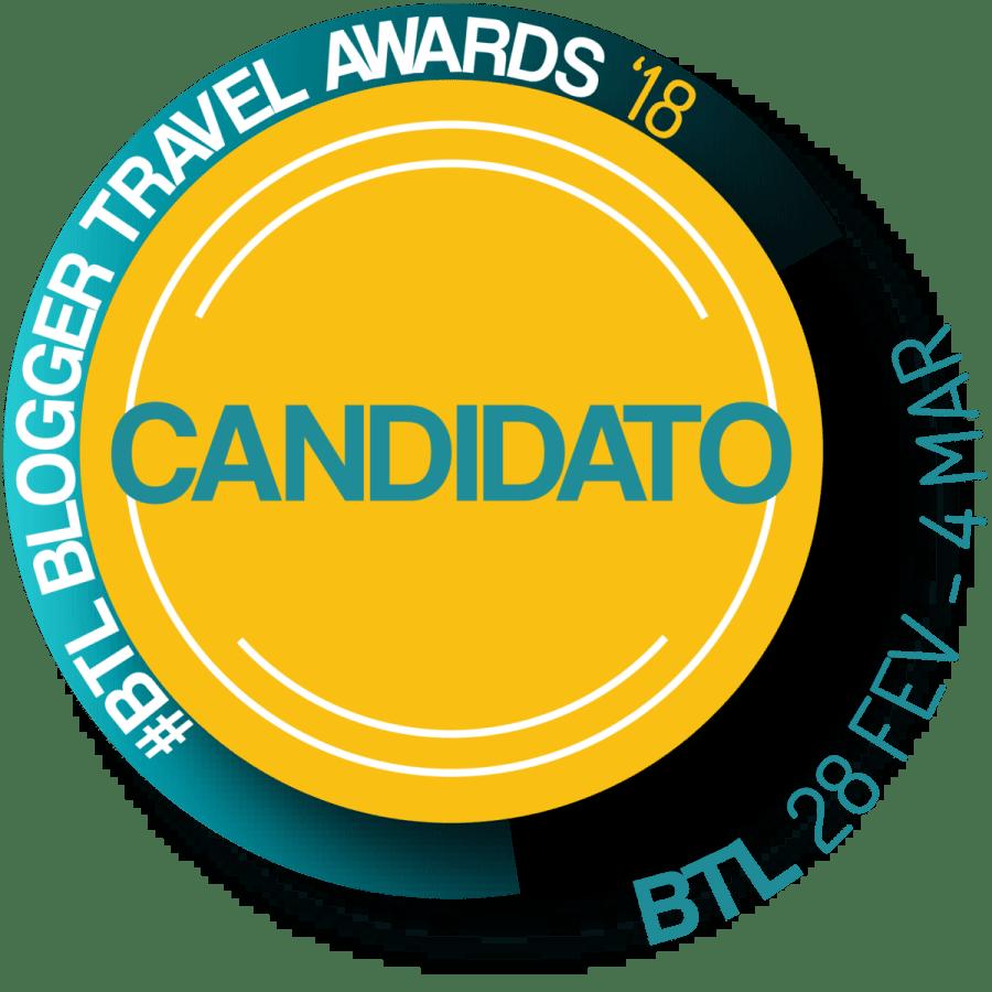 concurso Melhor Blogue de Viagens Pessoal Blogger Travel Awards BTL bolsa de turismo de lisboa fil 2018