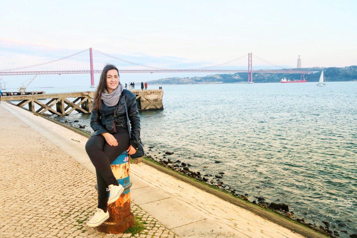 Fim de Tarde em Belém, Lisboa, Portugal