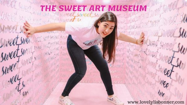 The Sweet Art Museum Lisbon Lisboa say yes to happiness