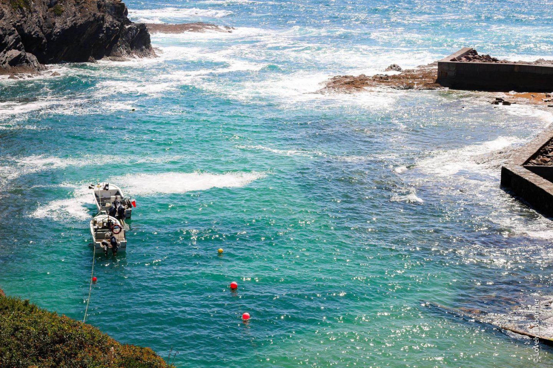 Porto de Entrada da Barca - Zambujeira do Mar alentejo odemira
