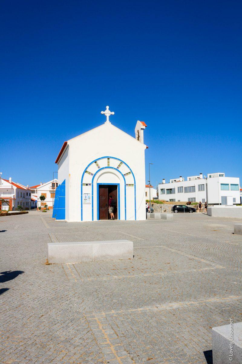 Capela de Nossa Senhora do Mar - Praia dos Alteirinhos - odemira - zambujeira do mar alentejo