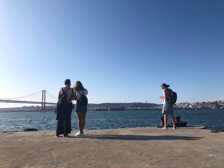 instameet lisboa almada portugal olho de bói