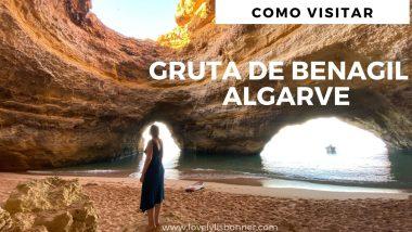 Gruta de benagil algarve portugal lovelylisbonner sónia justo royal nautic portimão lagoa