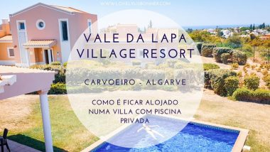 Vale da Lapa Village resort Carvoeiro Algarve Portugal