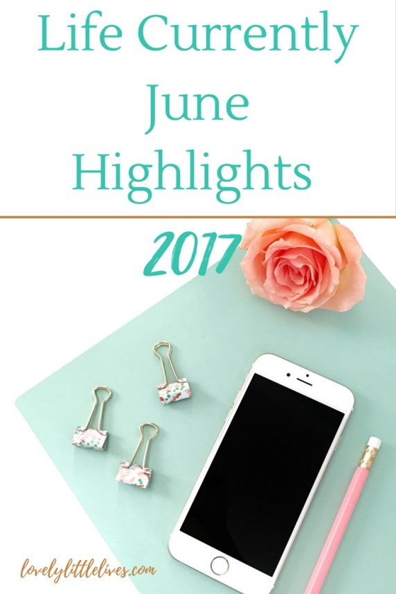 June highlights