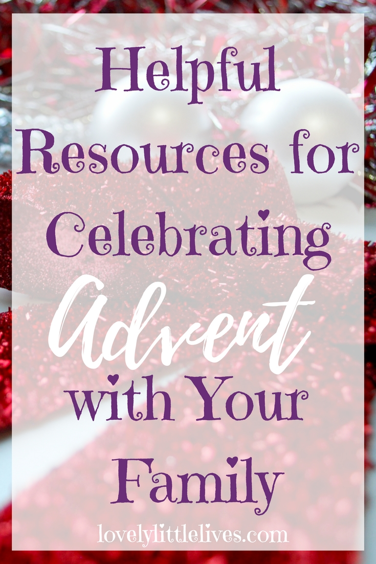 Helpful Advent Resources for Families