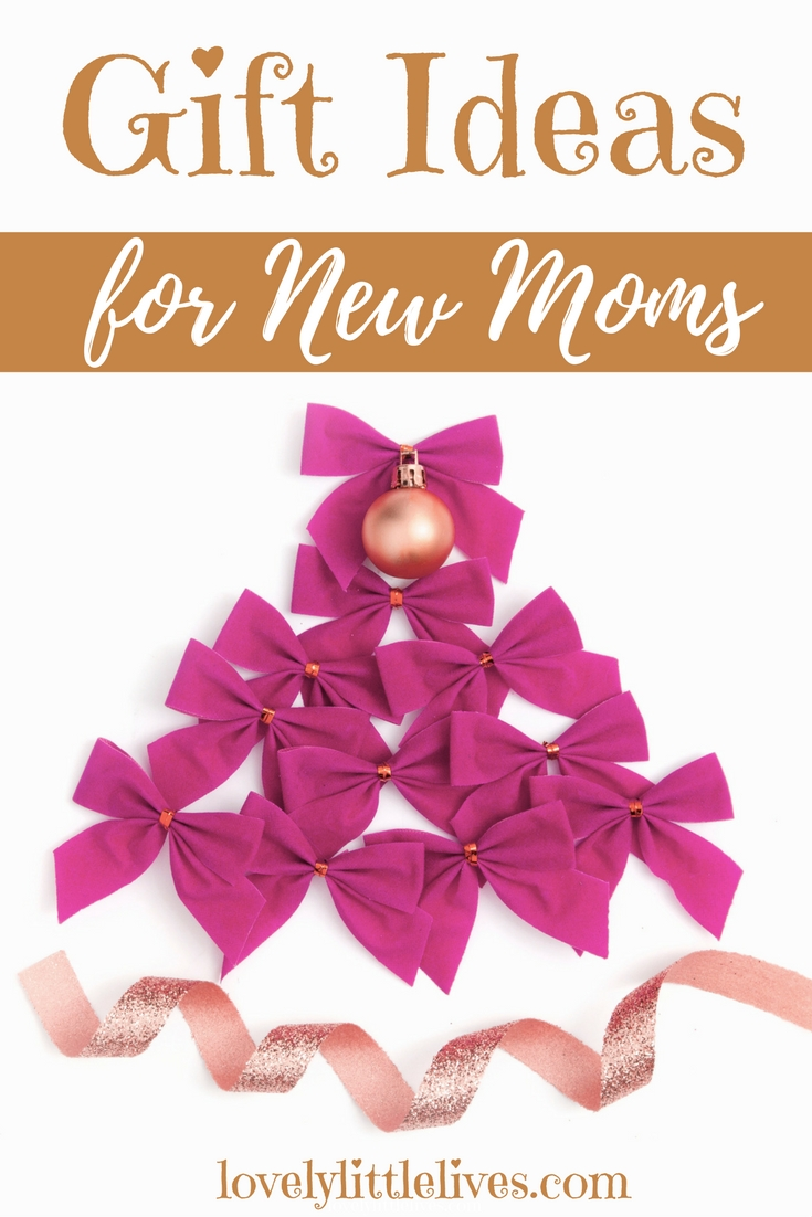 Christmas gifts ideas for new moms