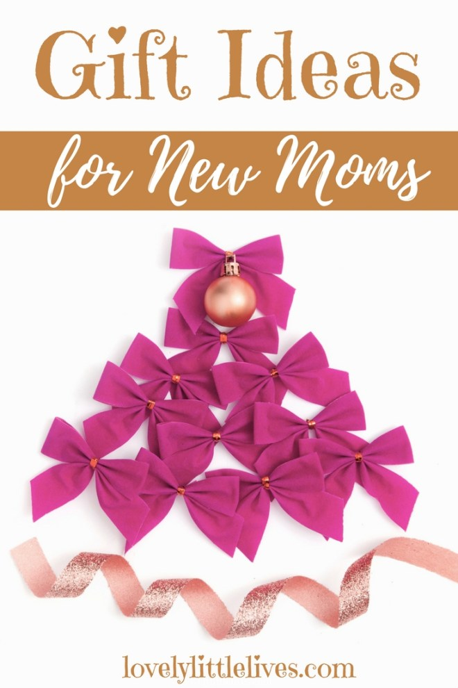 gift ideas for new moms massage gift card