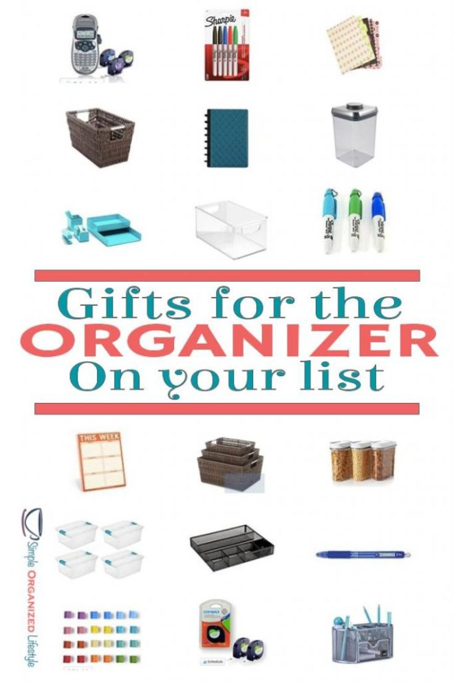 Top 10 Gifts For The Organizer On Your List