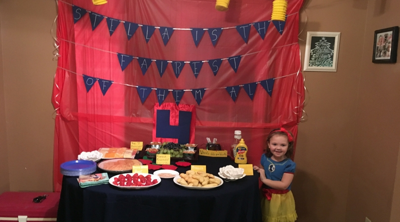 How to Plan a Sensational Snow White Party