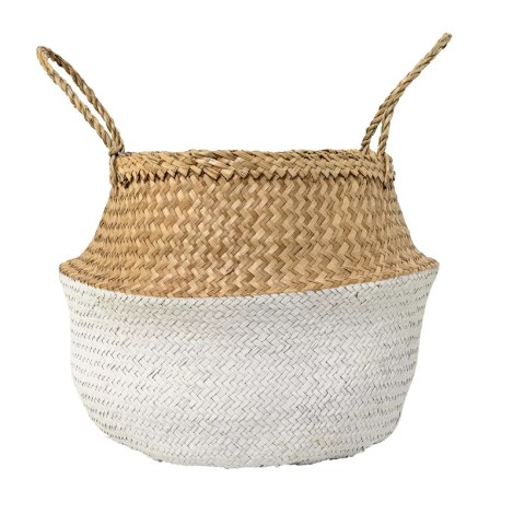 Seagrass+Basket+with+Handles
