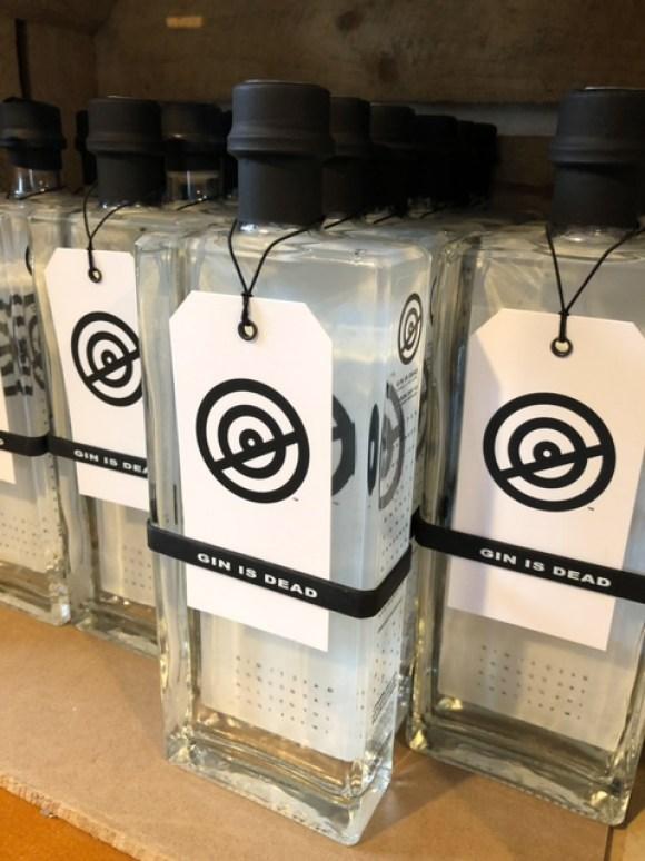Gin is Dead - Derbyshire gin