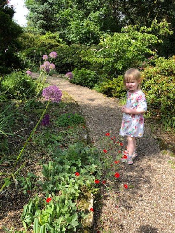 Lea Gardens Matlock Derbyshire