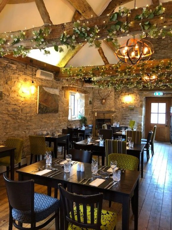 Coolstone Eyam dining room