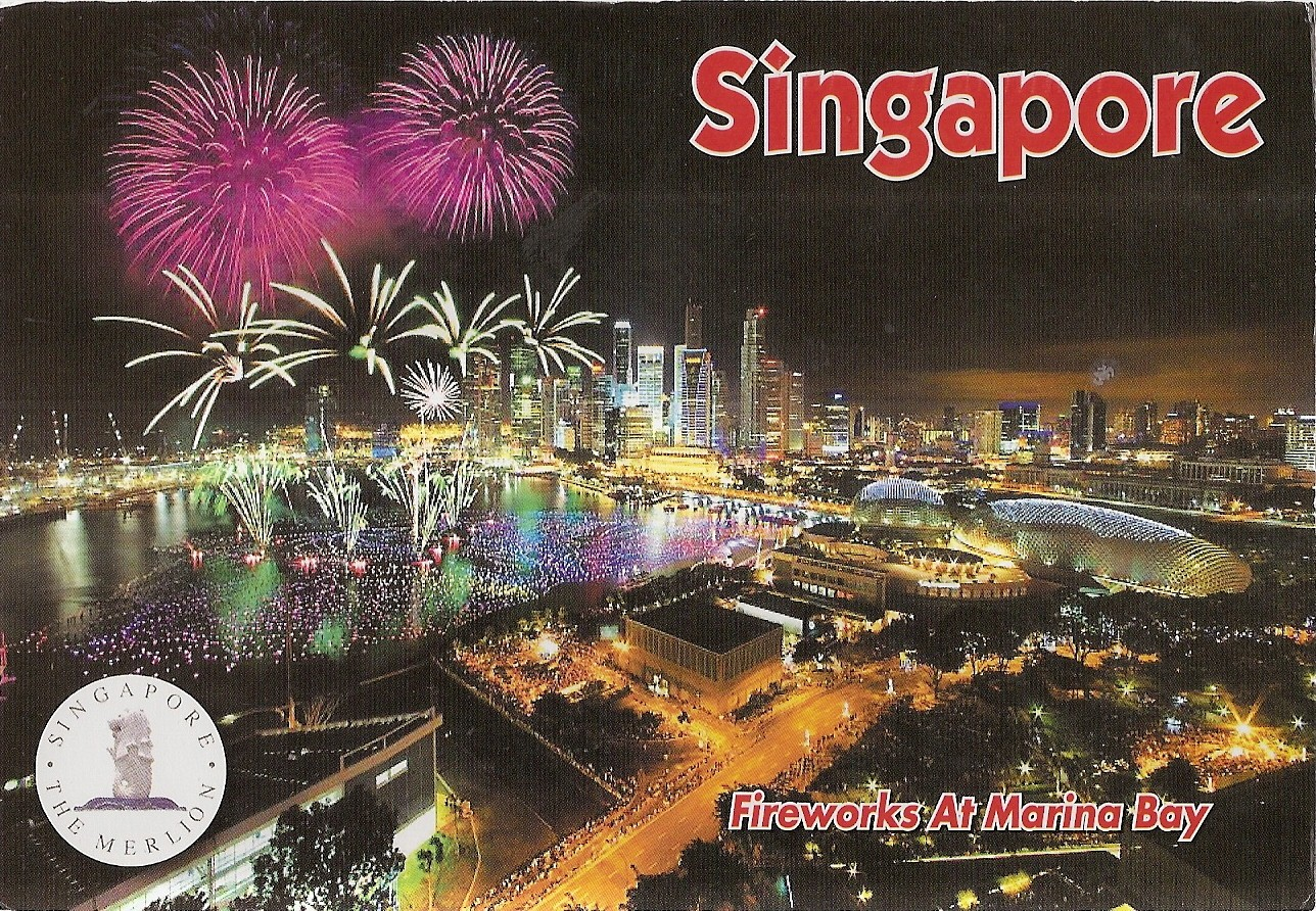 Singapore Lovely Letters Amp Postcards For Maryam Page 2
