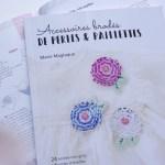 A découvrir – Accessoires brodés de perles & de paillettes, Marie Maglaque