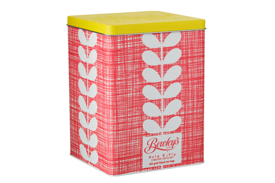 the estate of things chooses bewley's tea caddy